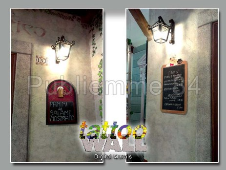 Offerta tattoo WALL